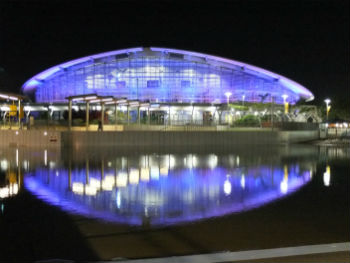 Convention centre Darwin