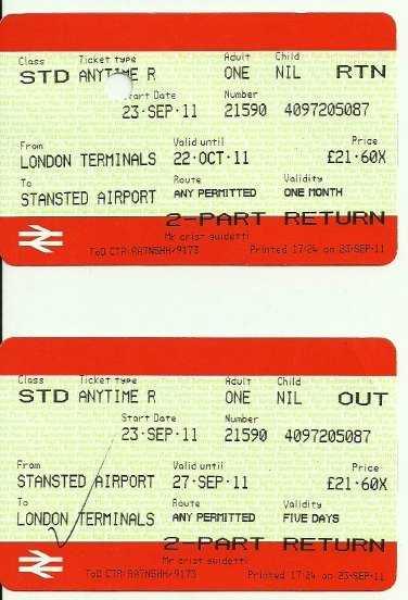 designer fashion 88ad4 c2a76 Viaggio VeroStansted Express, raggiungere Londra - Dove ...