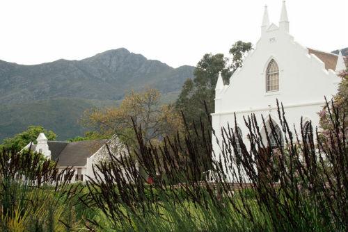 Winelands in sudafrica da una cantina all 39 altra for Architettura olandese