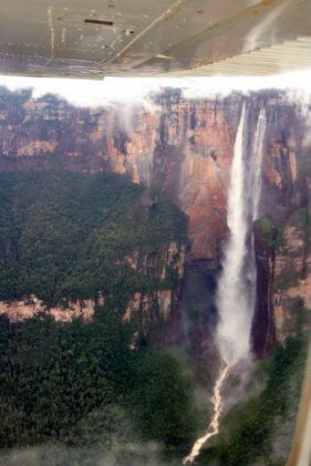 Ancora in Venezuela, al Parco Nazionale di Canaima per il